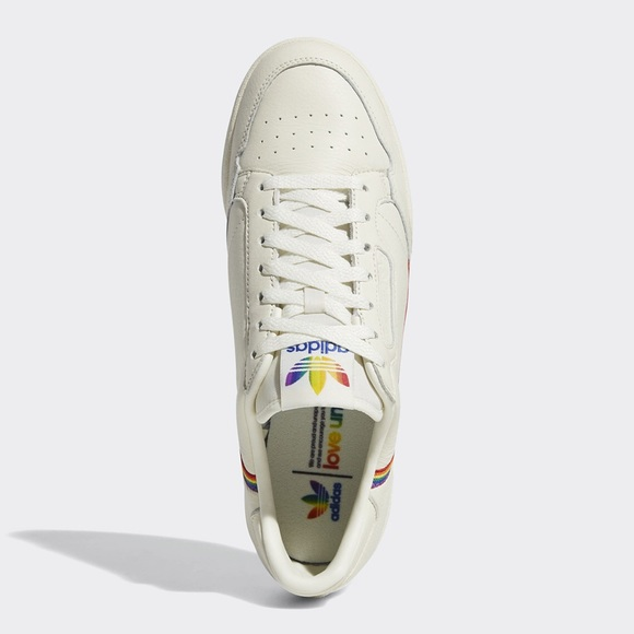 Adidas Continental 80 (2019) Pride, ¡DEADSTOCK! NWT